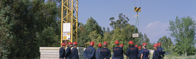 PRL PARA OPERADORES DE APARATOS ELEVADORES (CONV. CONSTRUCCIÓN)